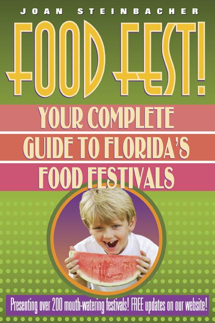 Front cover of Food Fest!